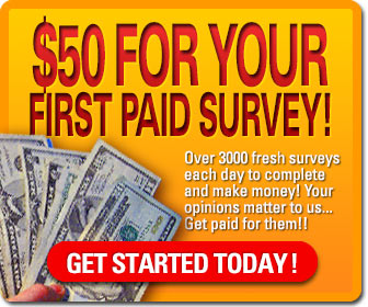Get paid cash taking online surveys